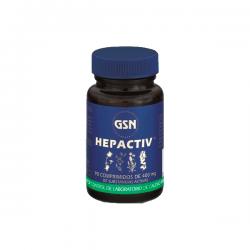 Hepativ 400mg - 90 Tabletas [GSN]