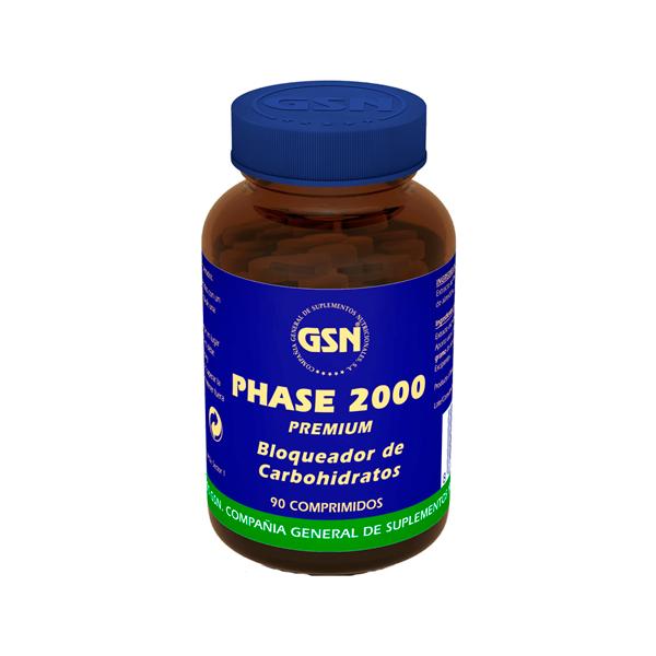 Phase 2000 - 90 Tabletas [GSN]