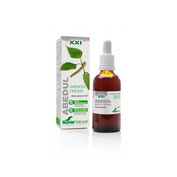 Extracto de Abedul - 50ml [Soria Natural]
