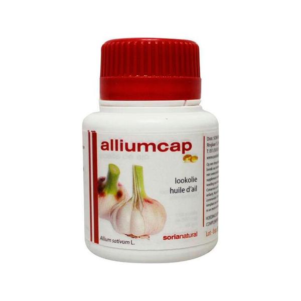 Alliumcap - 150 Softgels [Soria Natural]
