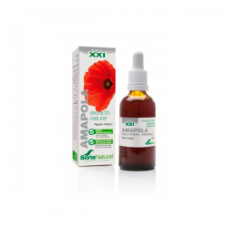 Extracto de Amapola - 50ml [Soria Natural]