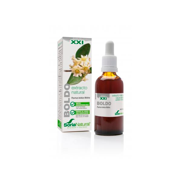 Extracto de Boldo XXI - 50ml [Soria Natural]