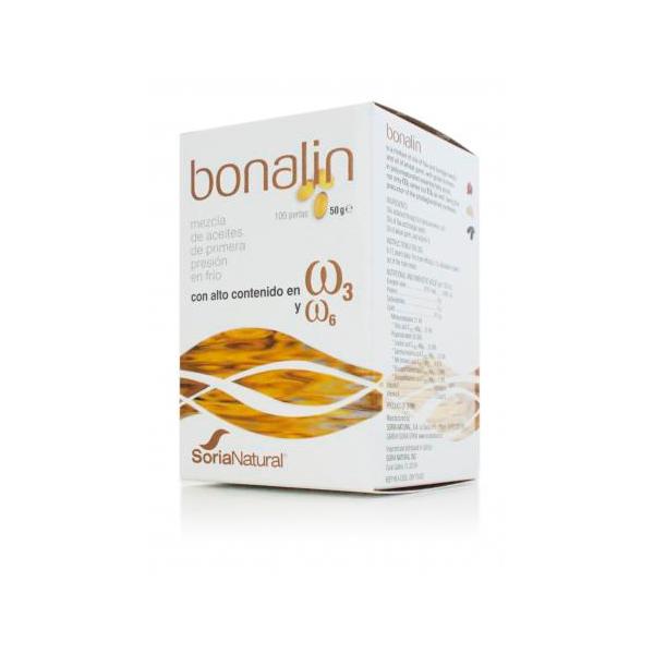 Bonalin - 100 Softgels [Soria Natural]