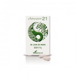 Chinasor 21 Si Jun Zi Wan - 30 Tabletas [Soria Natural]
