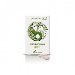 Chinasor 22 Wen Dan Wan - 30 Tabletas [Soria Natural]