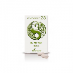 Chinasor 23 Bu Fei Wan - 30 Tabletas [Soria Natural]