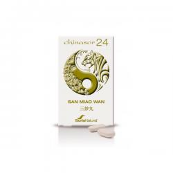 Chinasor 24 San Miao Wan - 30 Tabletas [Soria Natural]