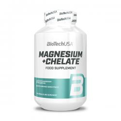 Magnesium +Chelate - 60 cápsulas [BiotechUSA]