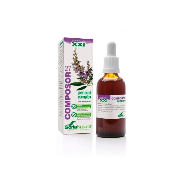 Composor 27 Periodol Complex - 50ml [Soria Natural]