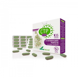 CTP-Detosor - 36 Tabletas [Soria Natural]