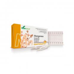 Diatonato 1 manganese - 28 vials