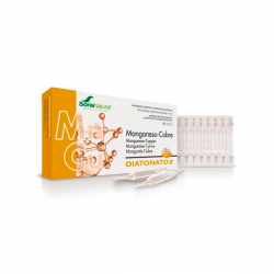 Diatonato 2 manganese-copper - 28 vials