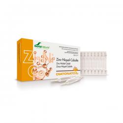 Diatonato 5-2 Zinc-Niquel-Cobalto - 28 Viales [Soria Natural]