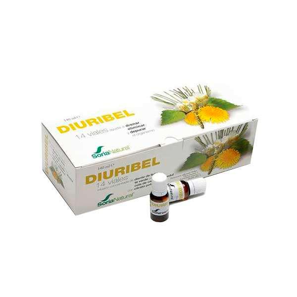 Diuribel - 14 Viales [Soria Natural]
