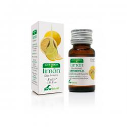 Aceite Esencial de Limón - 15ml [Soria Natural]
