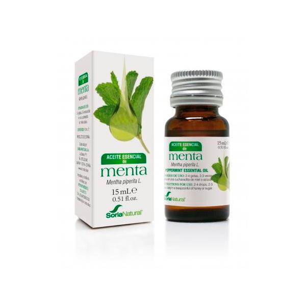 Aceite Esencial de Menta - 15ml [Soria Natural]