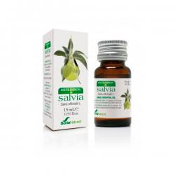 Aceite Esencial de Salvia - 15ml [Soria Natural]