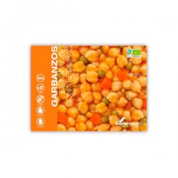 Garbanzos Estofados con Verduras - 300g [Soria Natural]