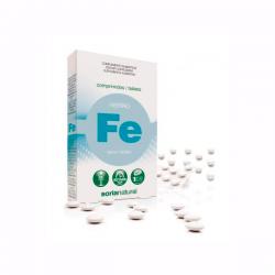 Hierro - 32 Tabletas [Soria Natural]