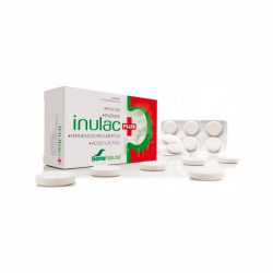 Inulac Plus - 24 Tabletas [Soria Natural]