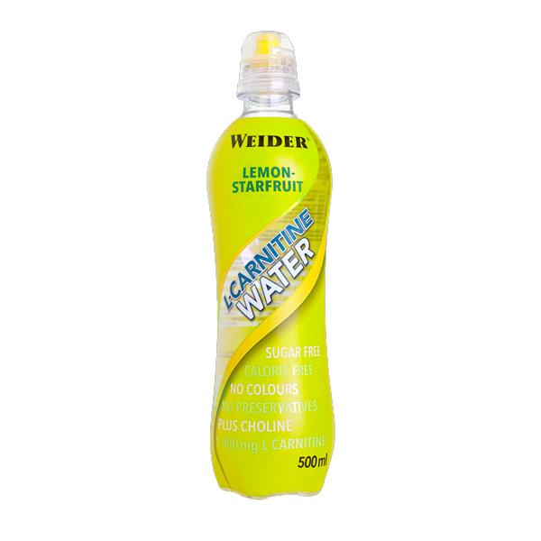 L-Carnitine Water - 500ml [Weider]