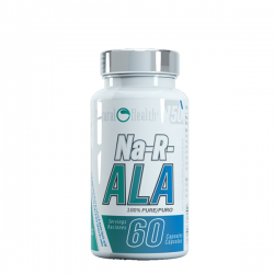 Na-R-ALA - 60 Cápsulas [Natural Health]