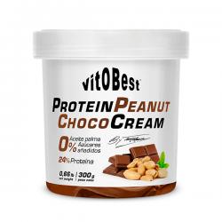 Crema de Chocolate Penaut con Proteína - 300g [Vitobest]