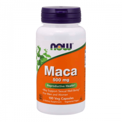 Maca 500 mg - 100 cápsulas