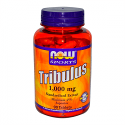 NOW Foods Tribulus 1000mg - 90 Caps