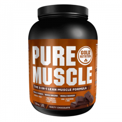 Pure Muscle - 1.5Kg [Gold Nutrition]