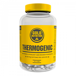 Thermogenic - 60 Cápsulas [Gold Nutrition]