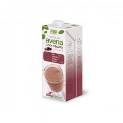Bebida de Avena con Cacao - Pack 3x1L [Soria Natural]