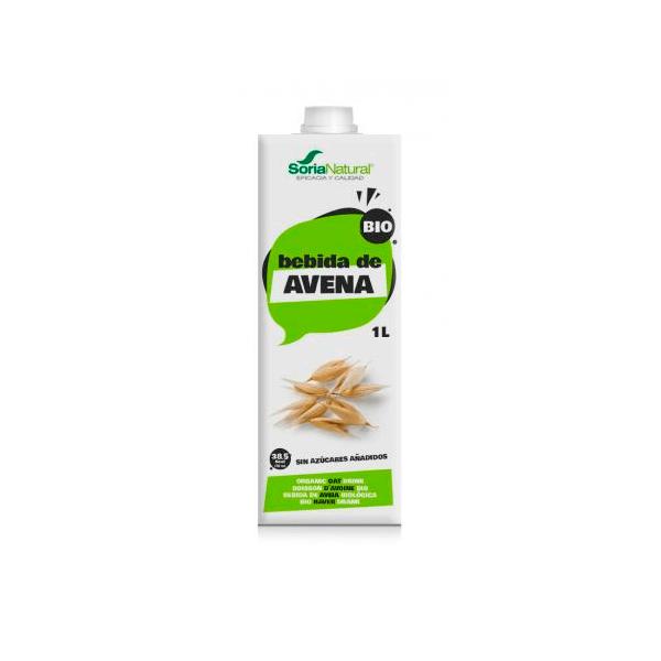 Bebida de Avena - Pack 3x1L [Soria Natural]