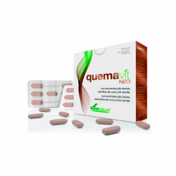 Quemavít Neo - 24 Tabletas [Soria Natural]
