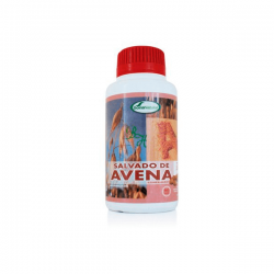 Salvado de Avena - 500 Tabletas [Soria Natural]
