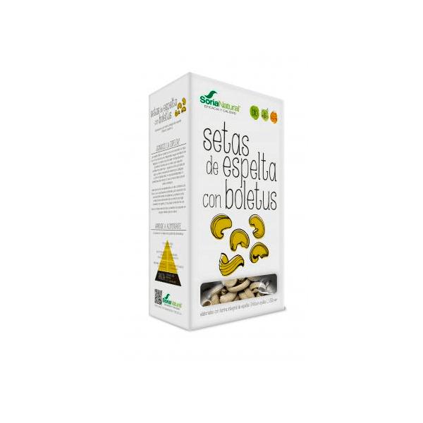 Setas de Espelta con Boletus - 250g [Soria Natural]