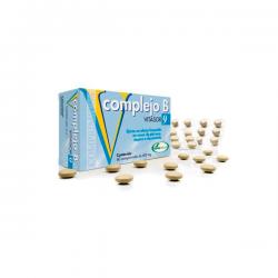Complejo B Vitasor 9 - 60 Tabletas [Soria Natural]
