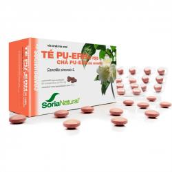 Té Rojo - 60 Tabletas [Soria Natural]