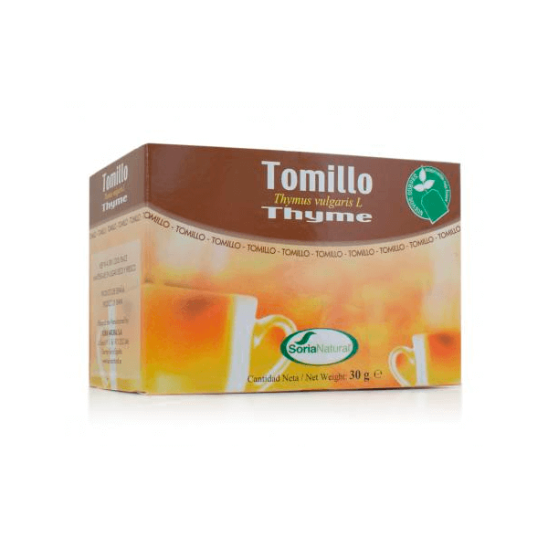 Tomillo - 20 Sobres [Soria Natural]