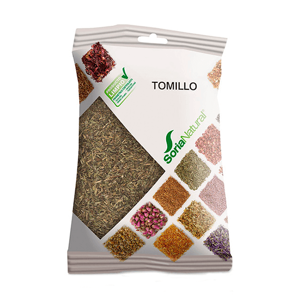 Tomillo - 50g [Soria Natural]