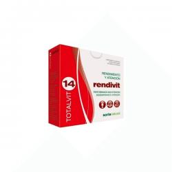 Totalvit 14 Rendivit - 28 Tabletas [Soria Natural]