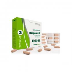 Totalvit 3 Depurvit - 28 Tabletas [Soria Natural]