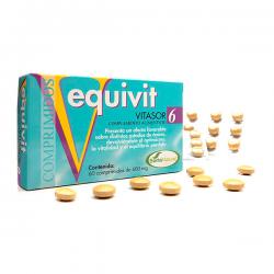 Equivit Vitasor 6 - 60 Tabletas [Soria Natural]