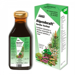 Alpenkraft Jarabe Herbal - 250g [Salus]