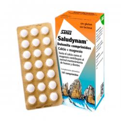Saludynam Dolomita - 147 Tabletas [Salus]