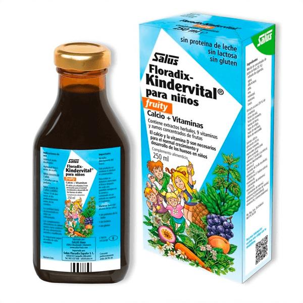 Floradix-Kindervital - 250ml [Salus]