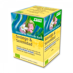 Serenity & serenity bach flower infusion bio - 15 sachets