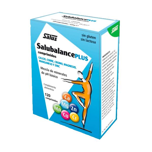 Salubalance Plus - 120 Tabletas [Salus]