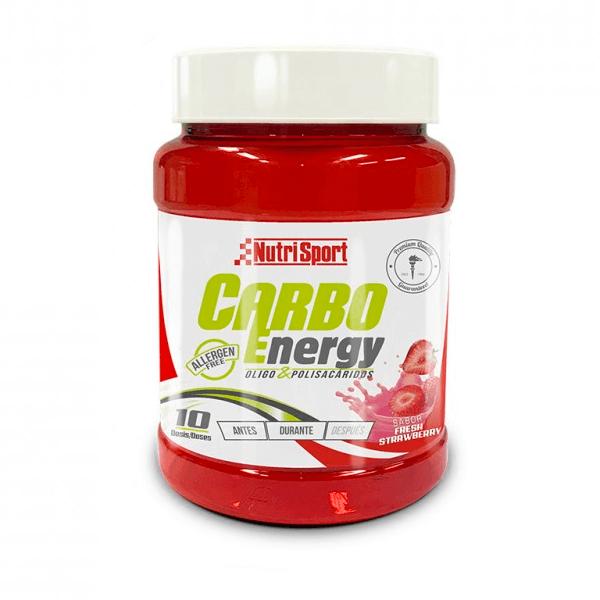 Carbo Energy - 550g [NutriSport]