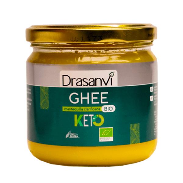 GHEE Mantequilla Clarificada Bio - 300g [Drasanvi]